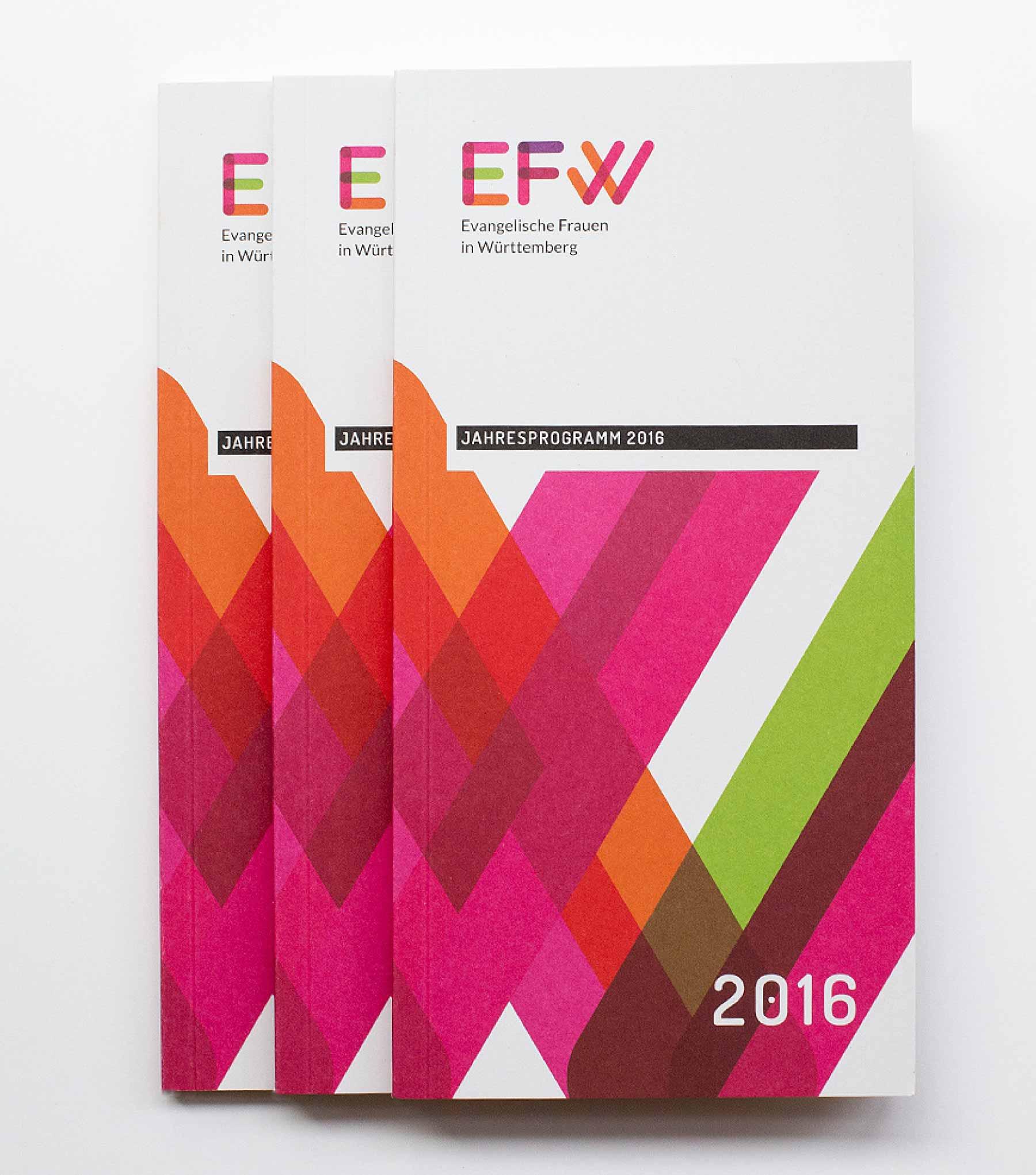 Jahresbericht Cover Design