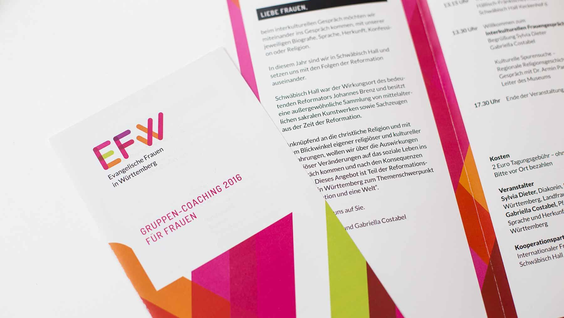 Flyer Design Vorlage auf Word Basis