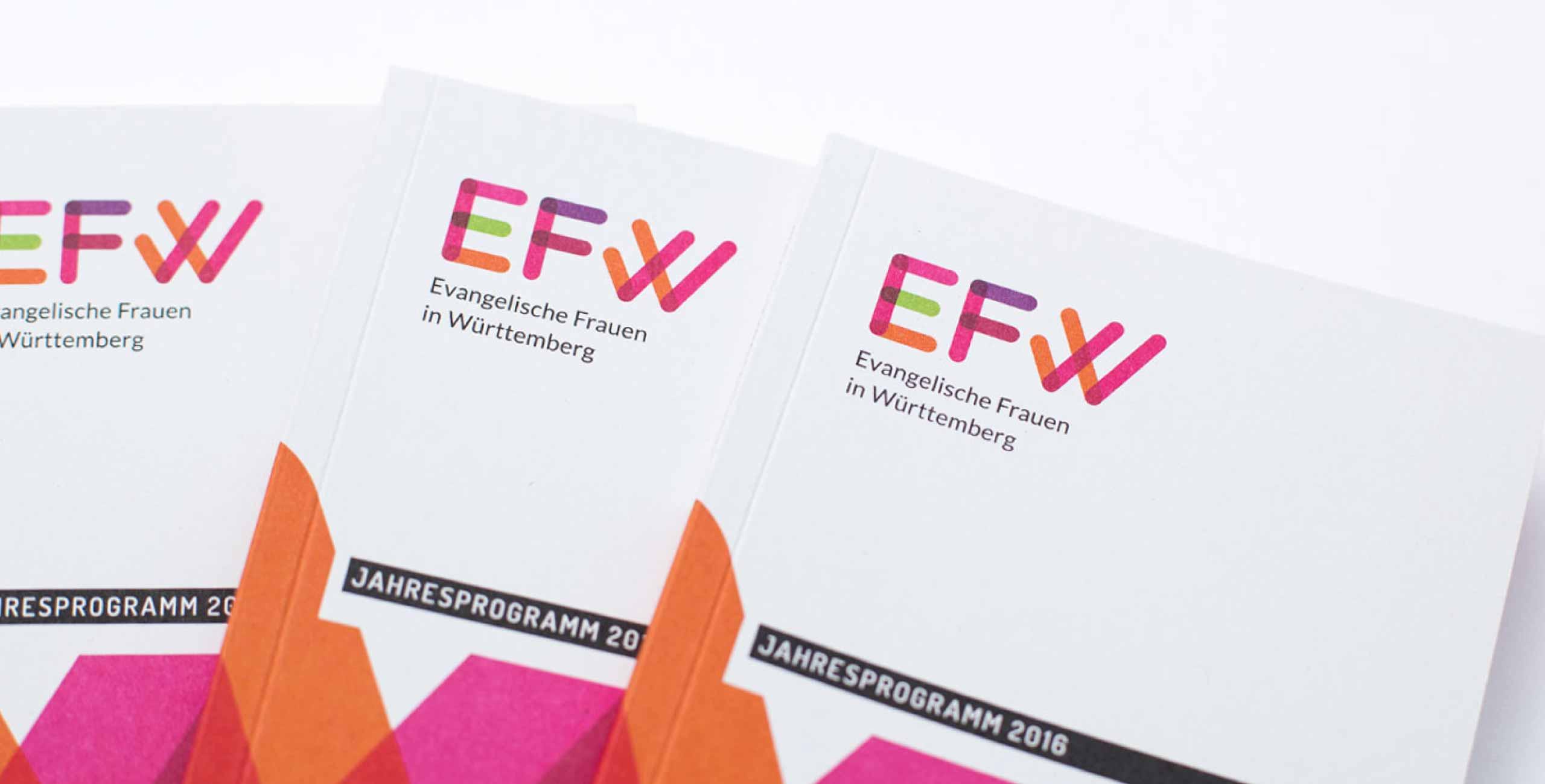 Brand Design Award 2020,  EFW Evangelische Frauen in Württemberg