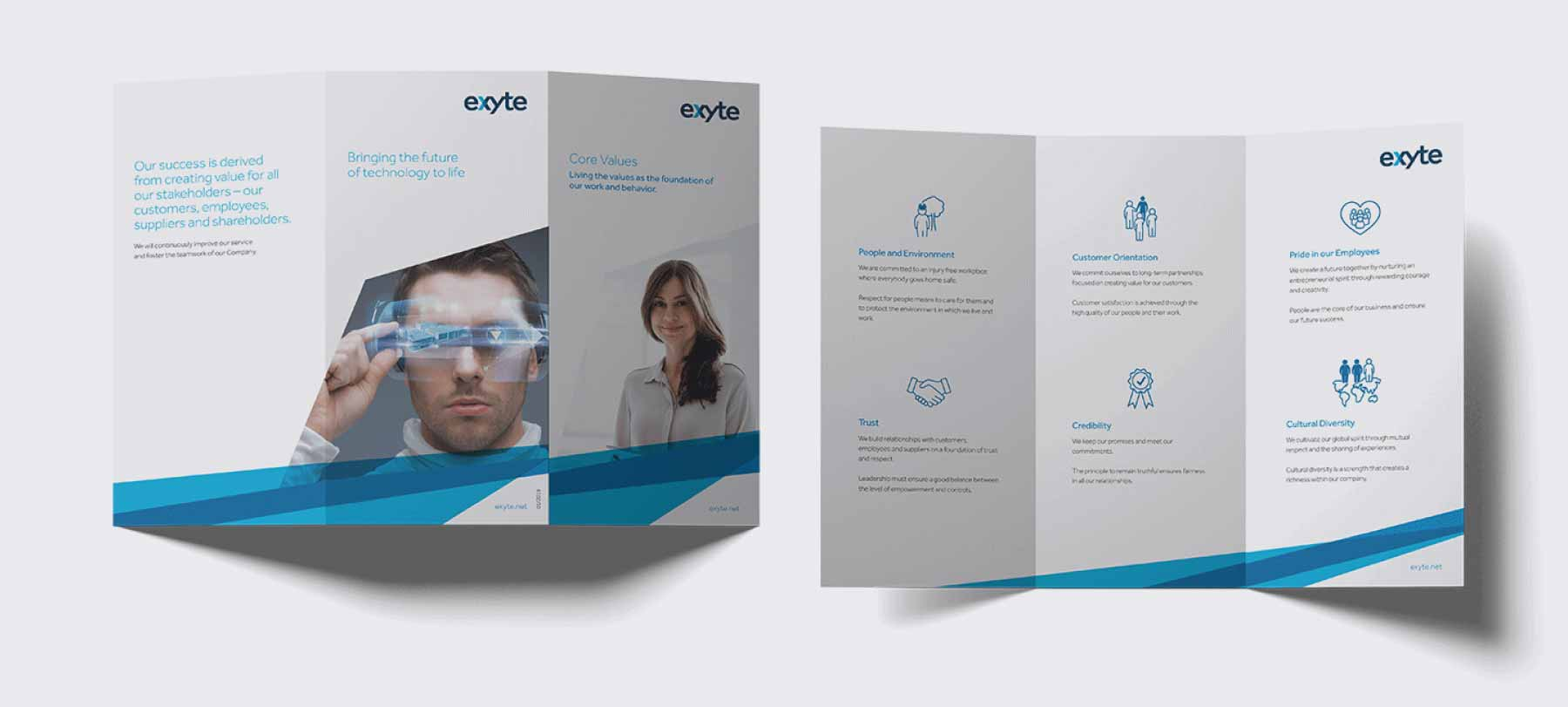 Flyer Design exyte
