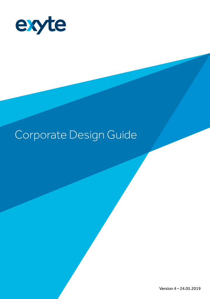 Corporate Design Manual Detail