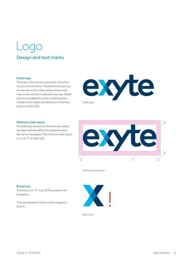 Corporate Design Manual Detail
