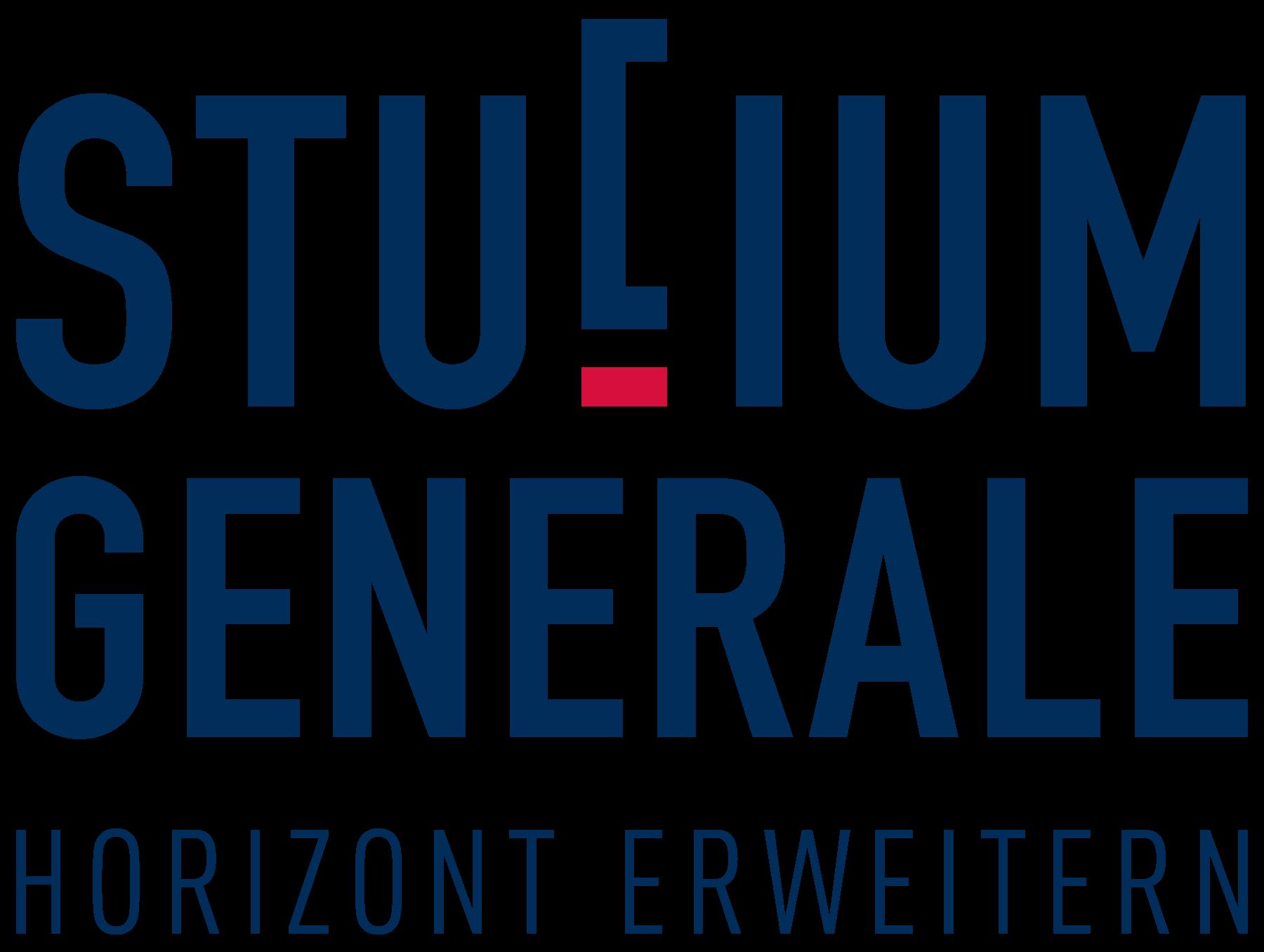 Hochschule Esslingen  Studium Generale Logo Design