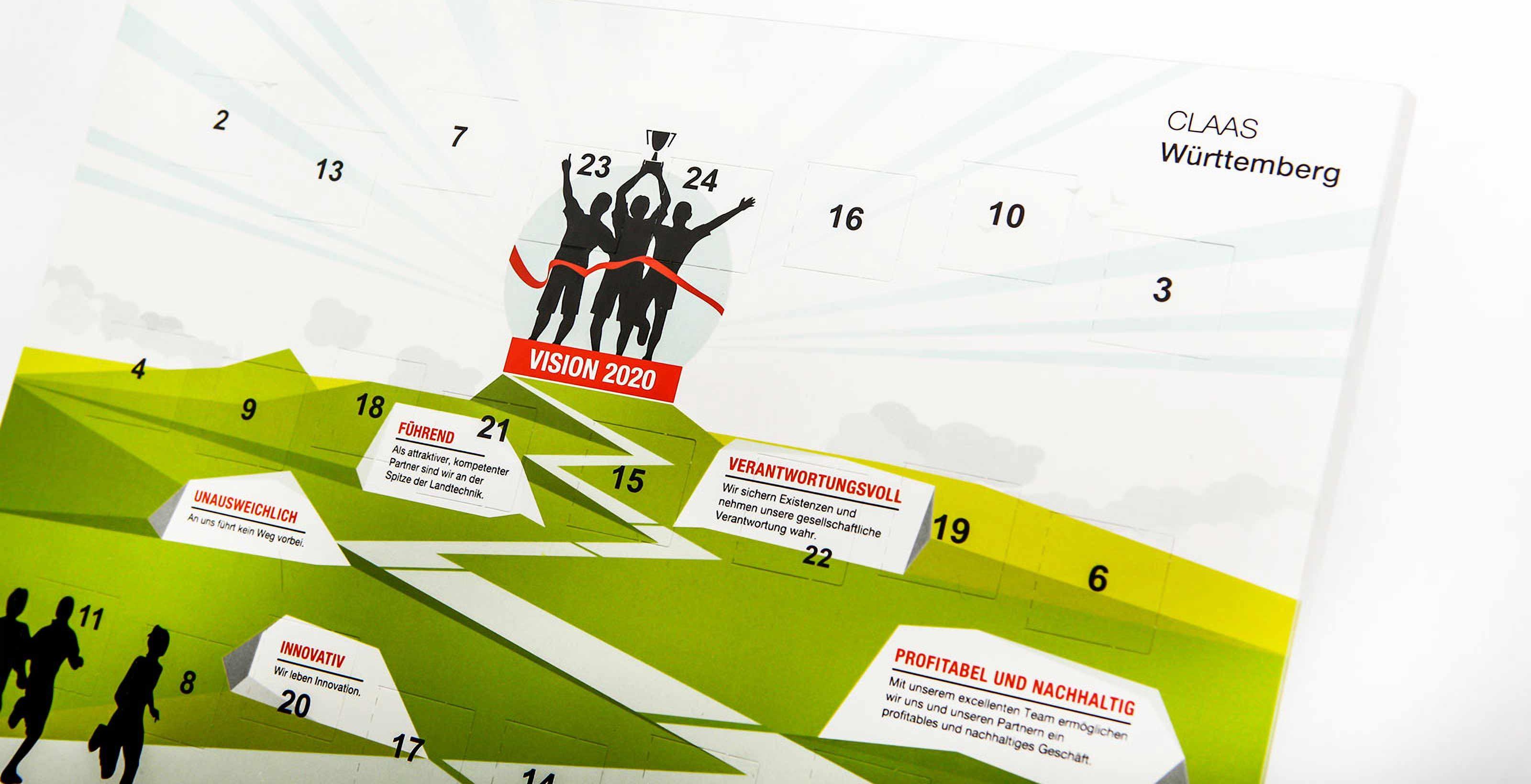 Leitbildvisualisierung Claas Württemberg