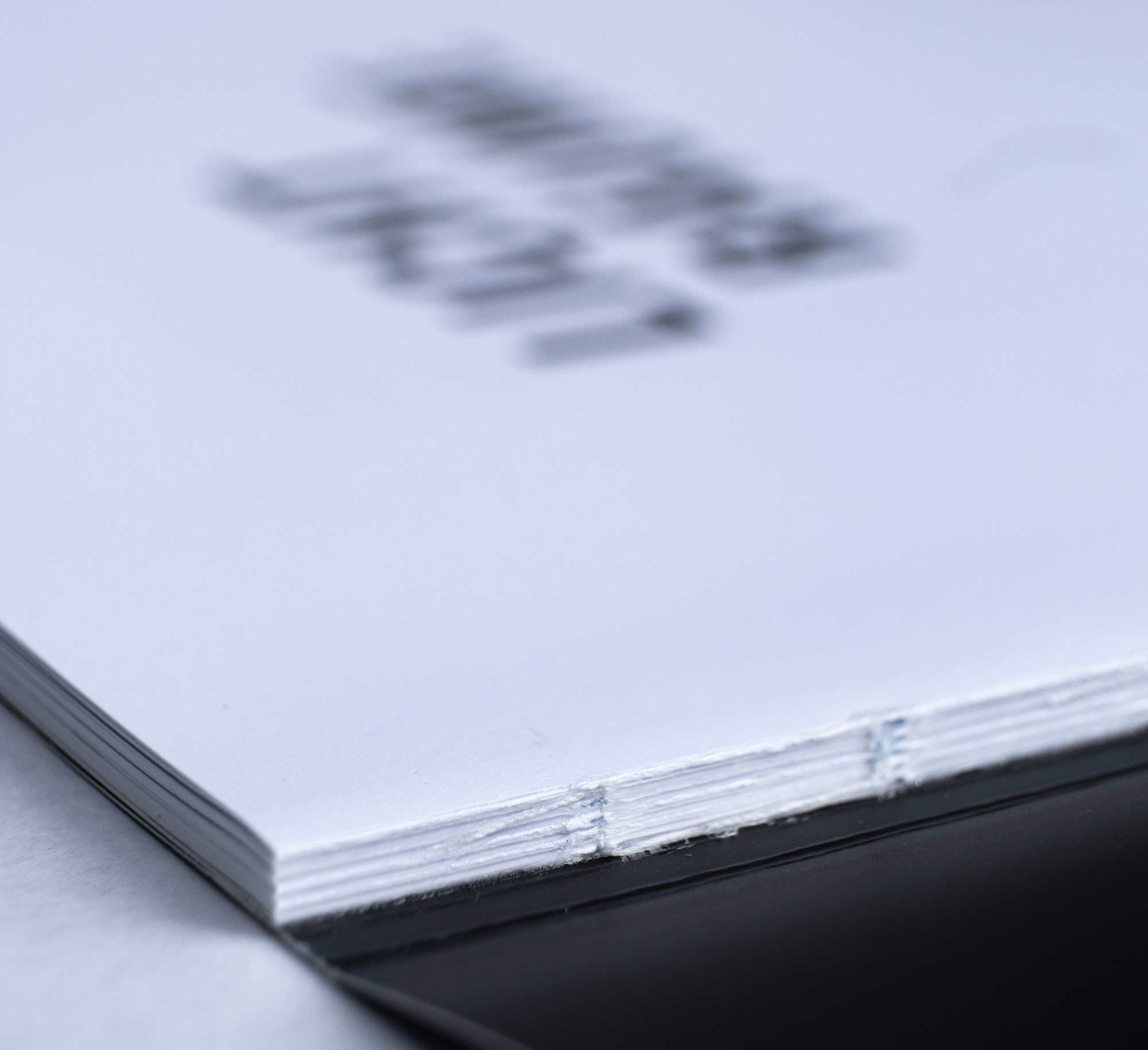 Design Imagebroschüre Typografie Gestaltung