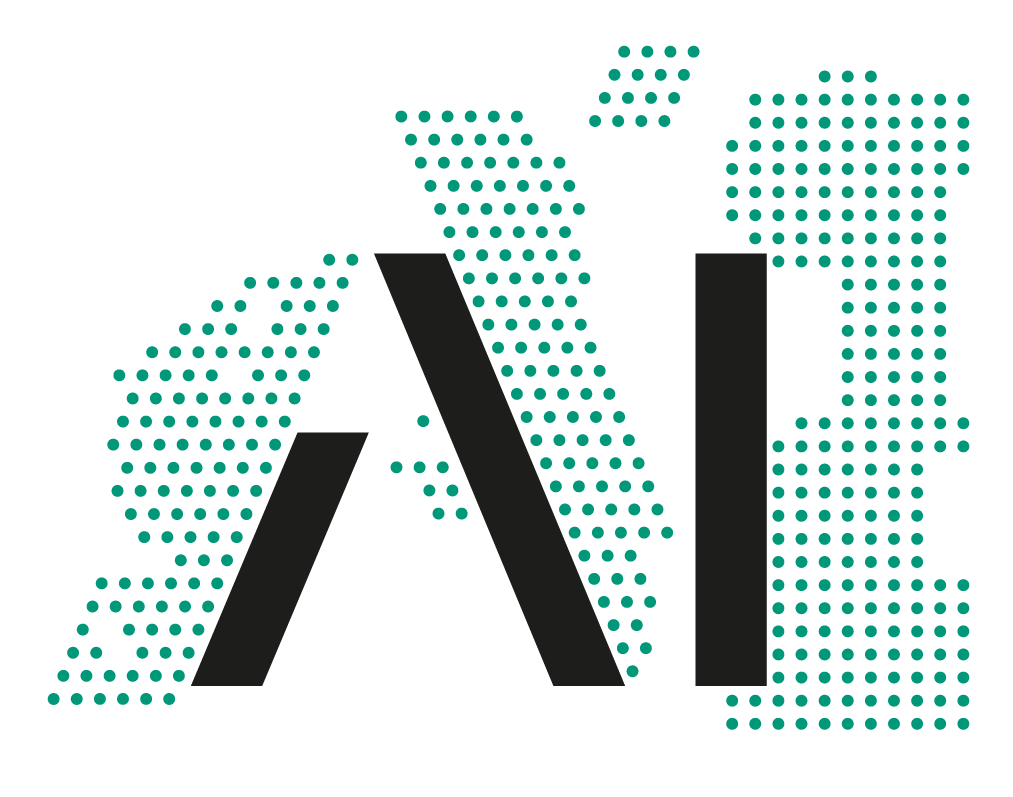 Logo Design, Corporate Design für Forschungsbereich Artificial Intelligence am Fraunhofer IAO