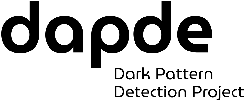 DarkPattern Logodesign