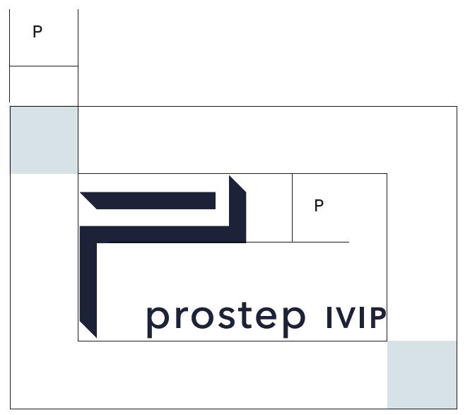 Prostep Ivip Logo Proportionen